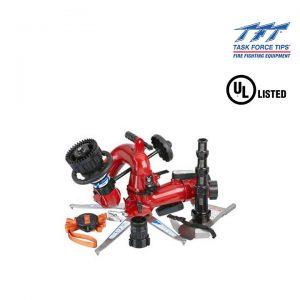 مانیتور زمینی آتش نشانی قابل حمل TFT