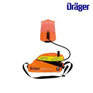 دستگاه تنفسی فرار DRAGER مدل CF15