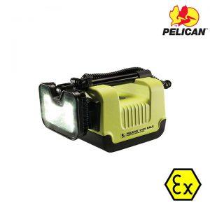 چراغ نور افکن پلیکان 9455 Pelican Remote Area Light
