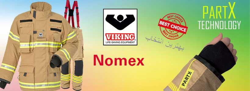لباس-آتشنشانی-وایکینگ-نومکس